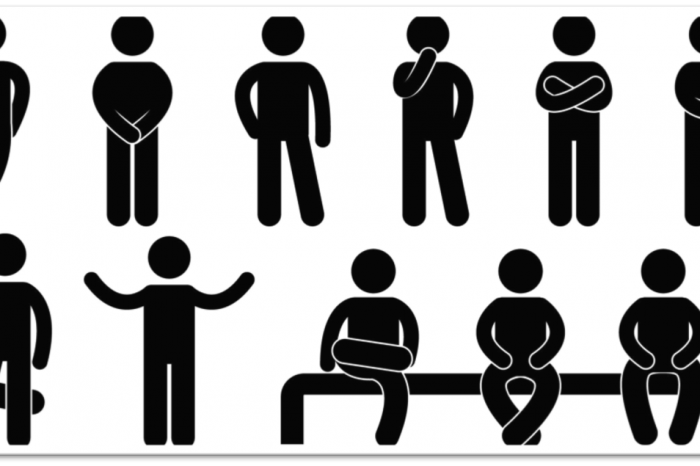 Il linguaggio del corpo… questo sconosciuto