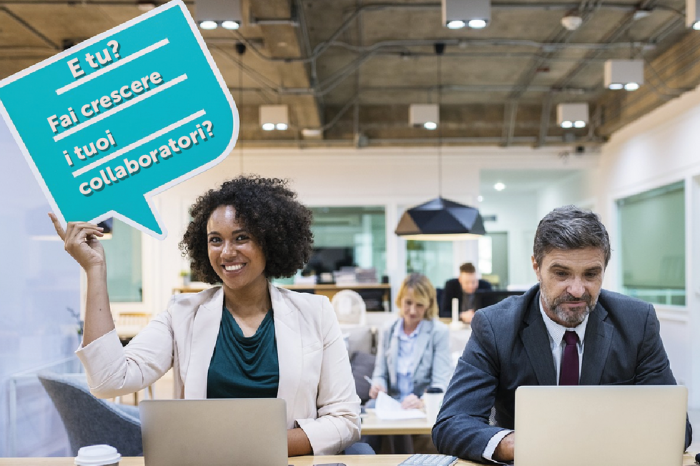 Fai crescere i tuoi collaboratori?