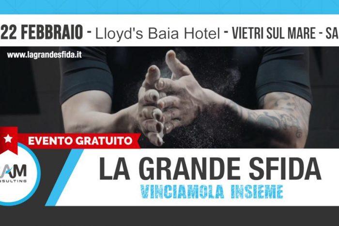 Vinci La Tua Grande Sfida 2019