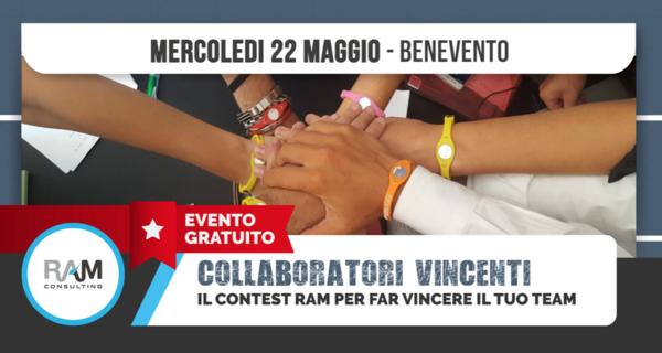"""Tra poche ore... il Contest Ram """"Collaboratori Vincenti!"""""""