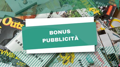 Finanzia il marketing della tua azienda con il bonus pubblicità