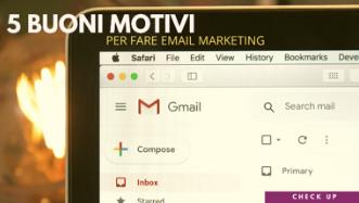 5 buoni motivi per fare Email Marketing!