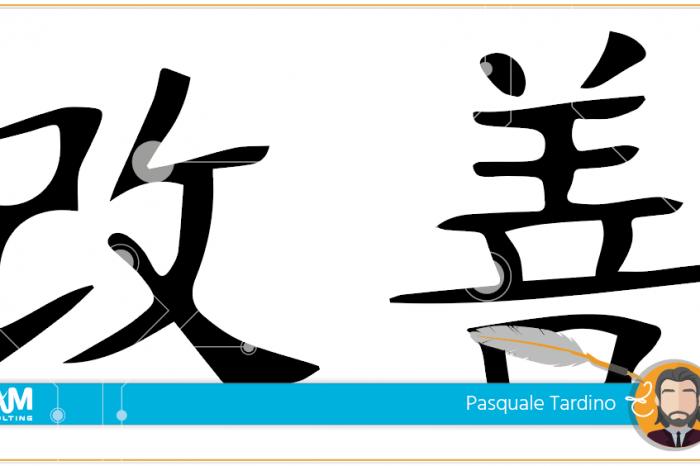 Come Kaizen (改善)  Comunichi?