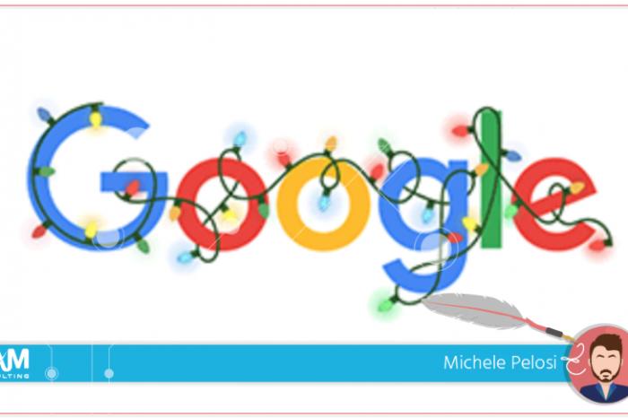 Andiamo a Castagne su Google! Il Doodle delle feste di dicembre dà il via allo shopping.