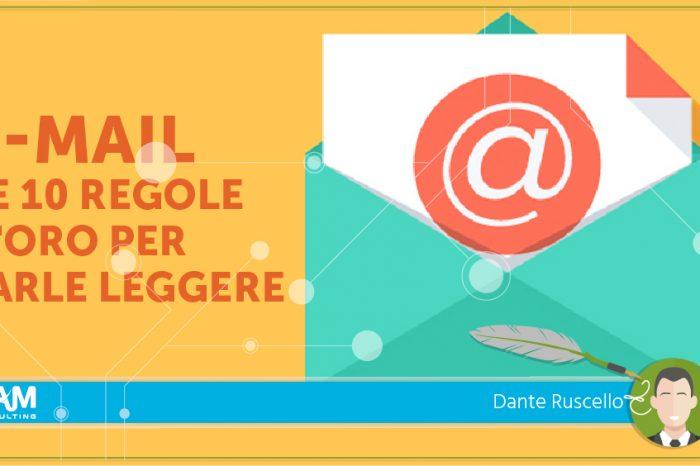 E-mail, le 10 regole d'oro per farle leggere