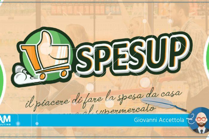 Benvenuta Spesup, l'ultima nata di Riccio Group