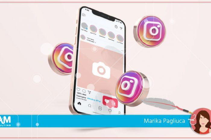 Marketing per attività locali: Instagram