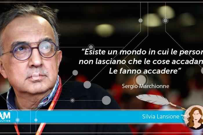3 Lezioni di Leadership da Sergio Marchionne